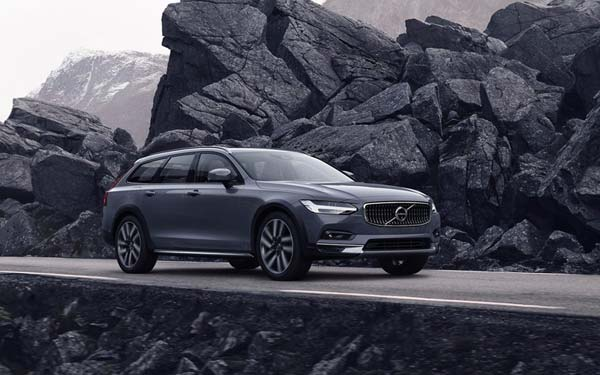 Volvo V90 Cross Country (2020...) Фото #155