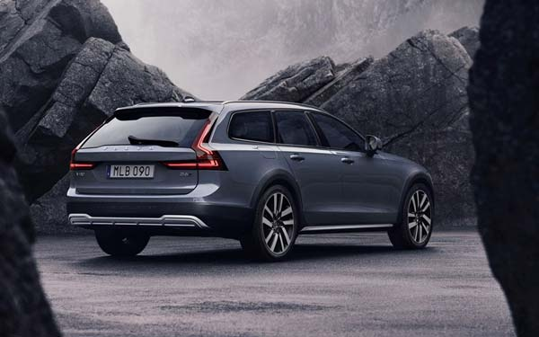 Volvo V90 Cross Country (2020...) Фото #156