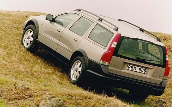 Volvo XC70 2000-2006