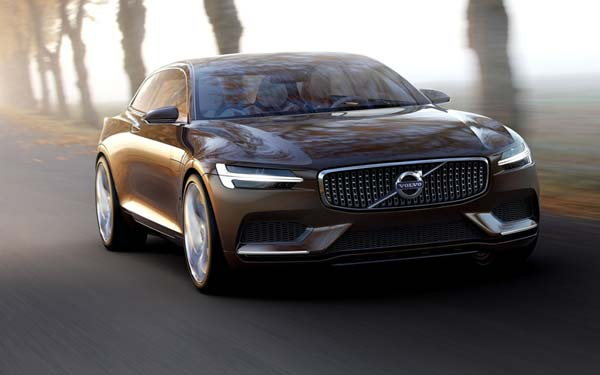 Volvo Estate Concept (2014) Фото #1