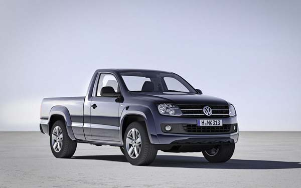 Volkswagen Amarok Single Cab (2010...) Фото #29