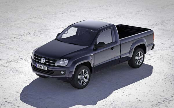 Volkswagen Amarok Single Cab (2010...) Фото #30