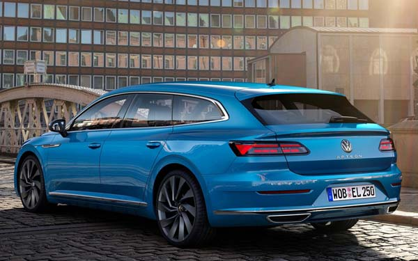 Volkswagen Arteon Shooting Brake