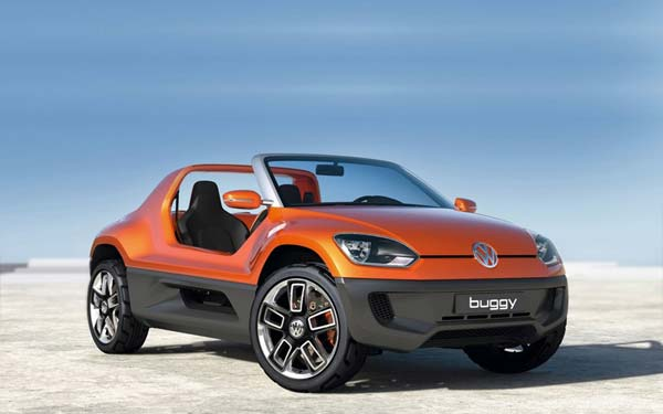 Volkswagen Buggy Up Concept (2011) Фото #1