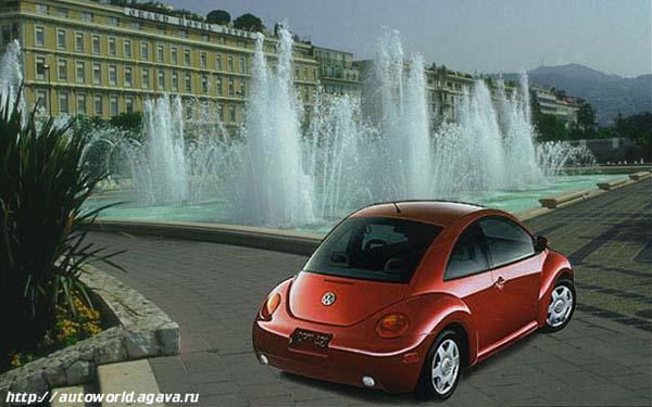 Фото Volkswagen Beetle  (1998-2011)