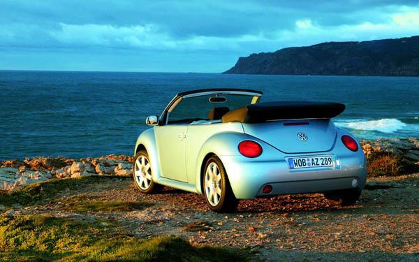 Volkswagen Beetle Convertible 1998-2011
