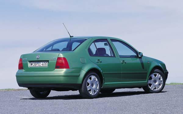 Volkswagen Bora 1998-2004