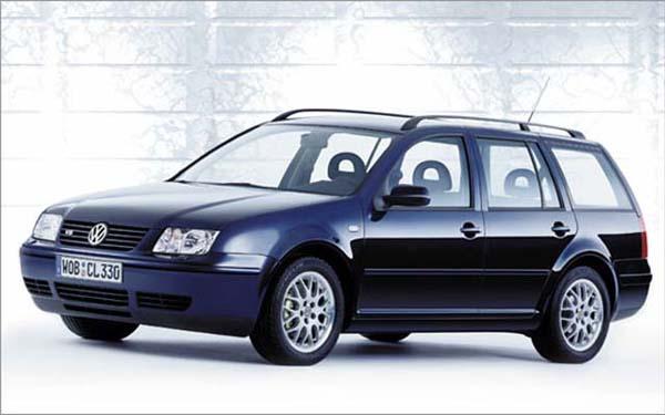 Volkswagen Bora Variant 1999-2004