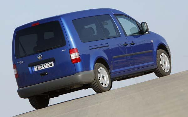 Volkswagen Caddy Maxi 2003-2010