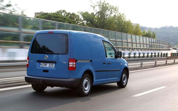 Volkswagen Caddy Kasten 2010-2015
