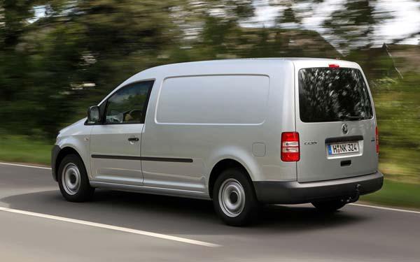 Volkswagen Caddy Maxi Kasten 2010-2015