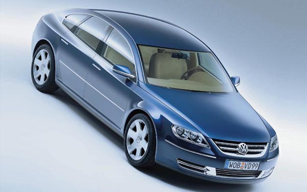 Volkswagen Concept D