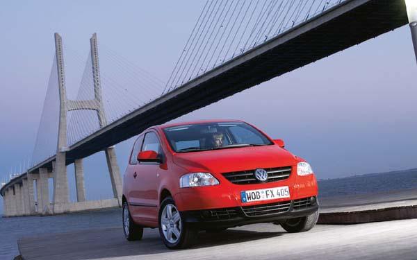 Фото Volkswagen Fox