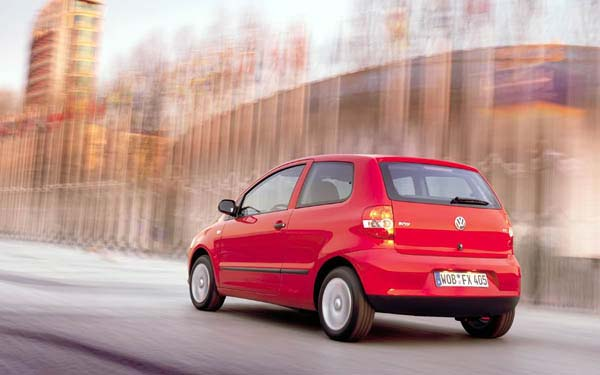 Фото Volkswagen Fox