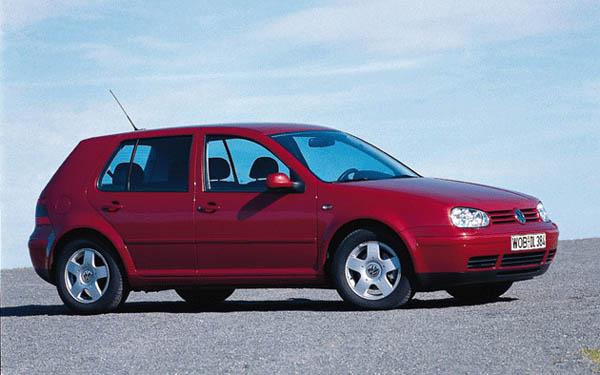 Volkswagen Golf 1997-2003