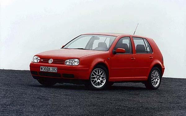 Volkswagen Golf GTI 1997-2003