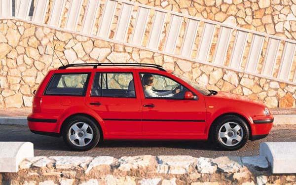Volkswagen Golf Variant 1999-2006