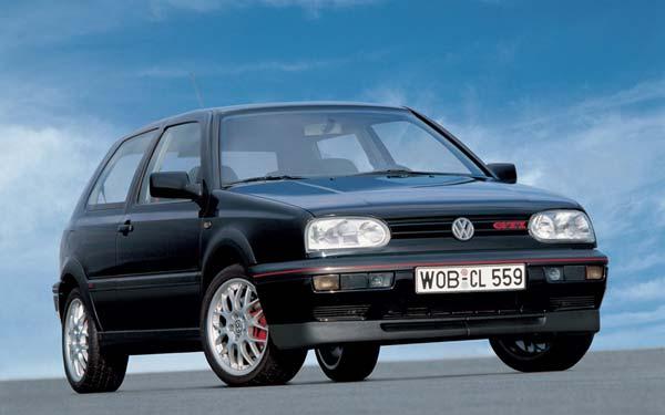 Volkswagen Golf GTI 1992-1997