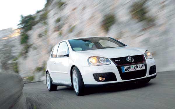Volkswagen Golf GTI 2004-2008
