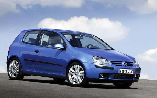 Volkswagen Golf 3-Door 2004-2008