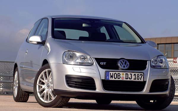 Volkswagen Golf GT 2005-2008
