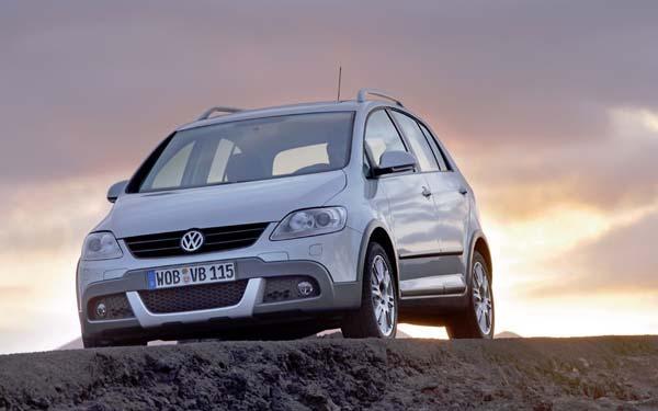 Volkswagen CrossGolf 2007-2009