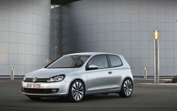 Volkswagen Golf 3-Door 2008-2012