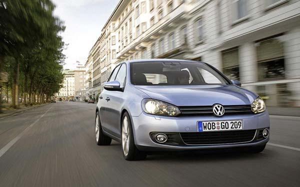 Volkswagen Golf 2008-2012