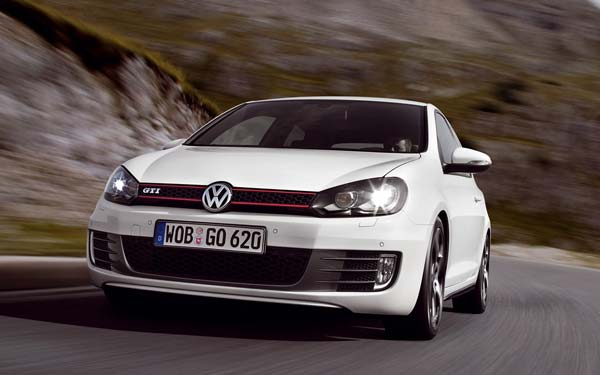 Volkswagen Golf GTI 2009-2012