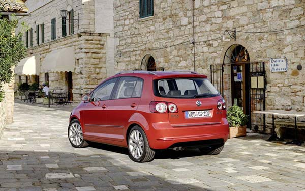 Volkswagen Golf Plus 2009-2013