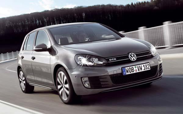 Volkswagen Golf GTD 2009-2012