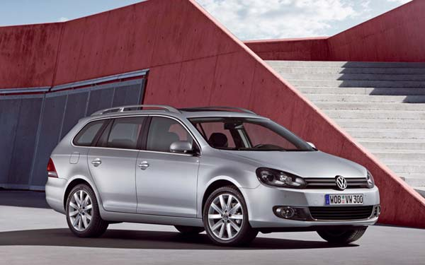 Volkswagen Golf Variant 2009-2012