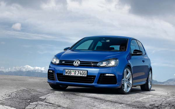 Volkswagen Golf R 2010-2012