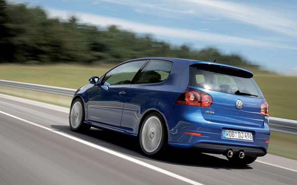 Volkswagen Golf R32 2005-2009