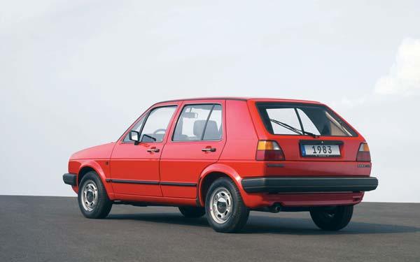 Volkswagen Golf 1983-1991