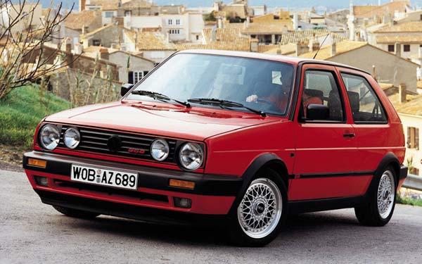 Volkswagen Golf GTI 1986-1992