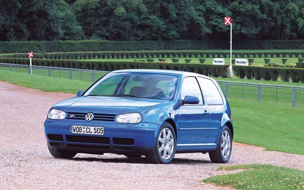 Volkswagen Golf 3-Door 1997-2003