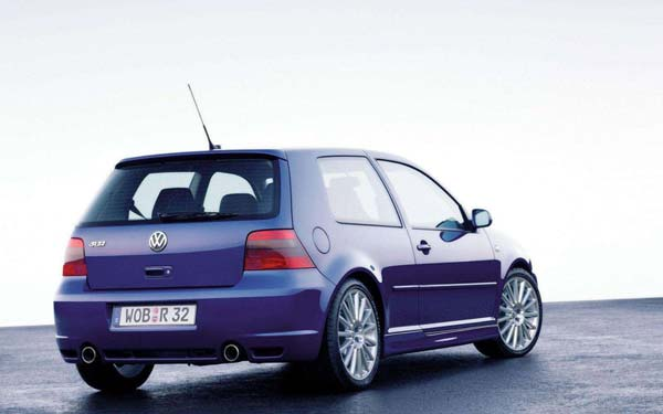 Volkswagen Golf R32 (2002-2004) Фото #302