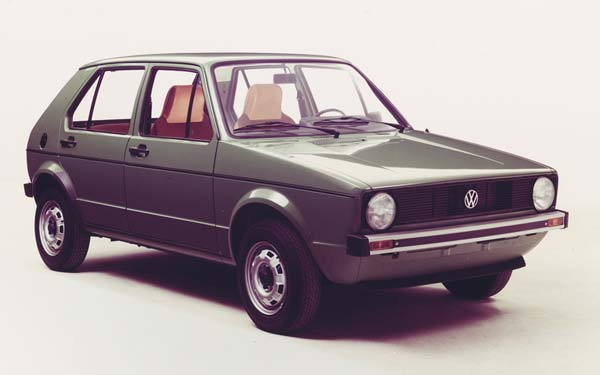 Volkswagen Golf 1974-1982
