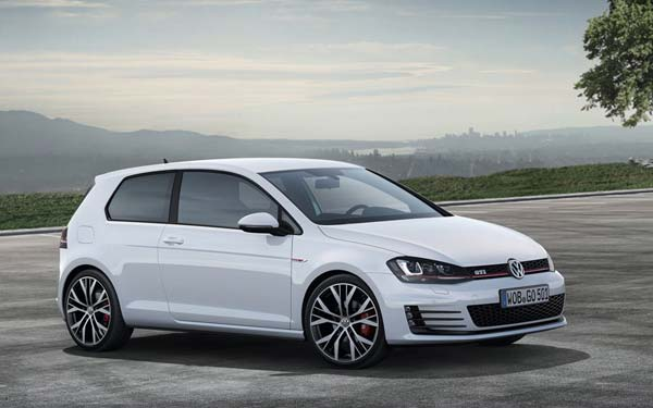 Volkswagen Golf GTI 3-Door