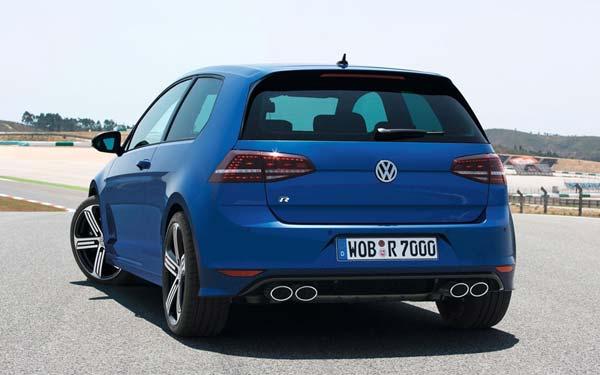 Volkswagen Golf R 2013-2016