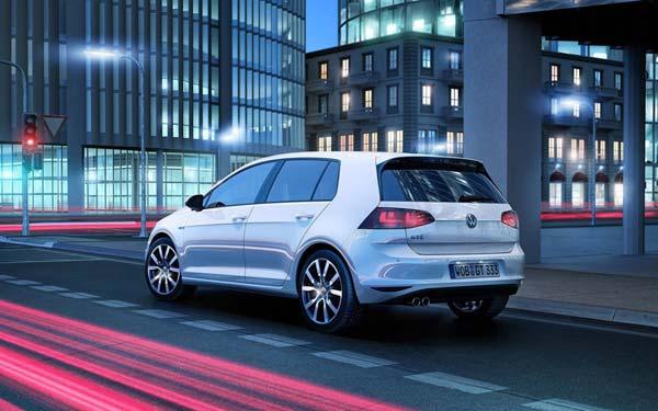 Volkswagen Golf GTE 2014-2016