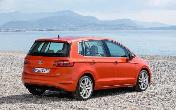 Volkswagen Golf Sportsvan 2014-2016