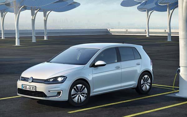 Volkswagen e-Golf 2013-2016