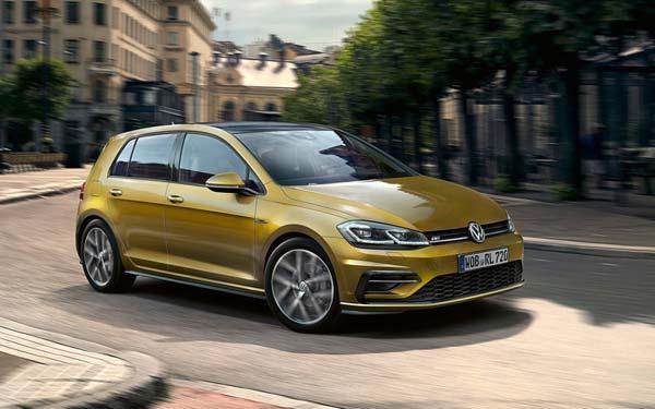 Фото Volkswagen Golf