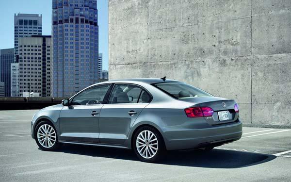 Volkswagen Jetta 2010-2014
