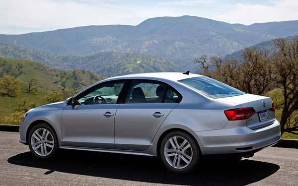 Volkswagen Jetta 2014-2019