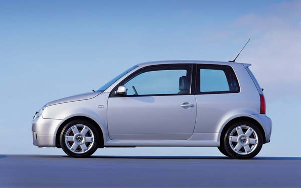 Volkswagen Lupo GTI 2002-2005
