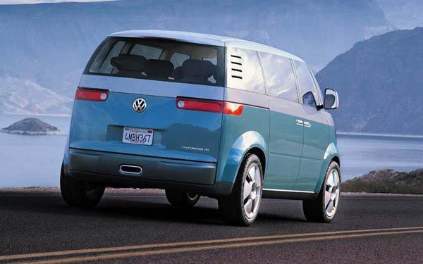 Фото Volkswagen Microbus