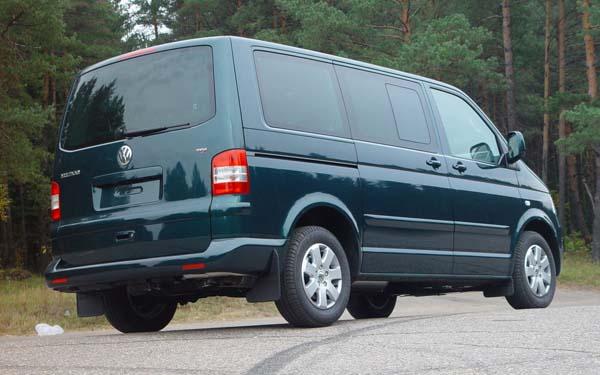 Volkswagen Multivan 2003-2010